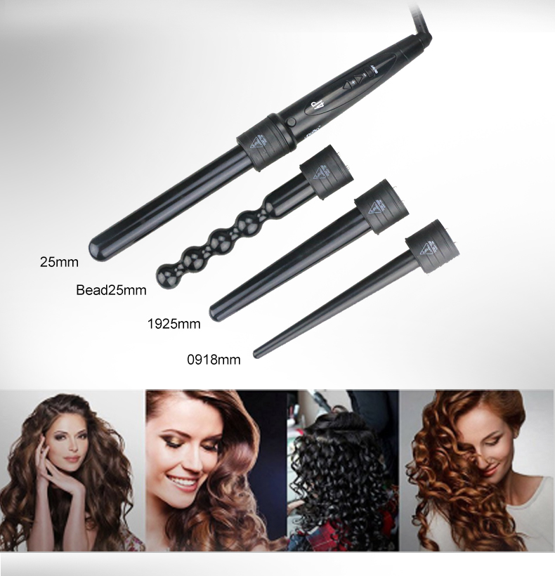 2018 low price wonderful personalized salon tools wand magic hair curler hair roller