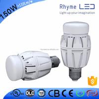 Introdustrial Retrofit Energy saving high power replace up 400W MHL/HID 150W led high bay light e40 led bulb