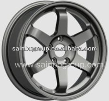 Hot and popular deign Car RAYS Volk racing te37 wheel