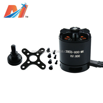Maytech Outrunner Brushless Dc Motor 2835 800kv For Dji Phantom 2 Vision  Multi Rotor Quad - Buy Brushless Outrunner,Brushless Motor