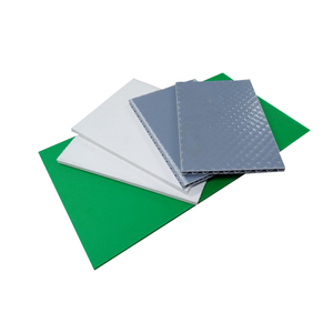 Low-cost polypropylene corrugated hollow board corrugated plastic sheets 4x8 lowes