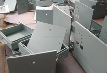 OEM Good Quality Precision Sheet Metal Fabrication Steel Box, metal box fabrication