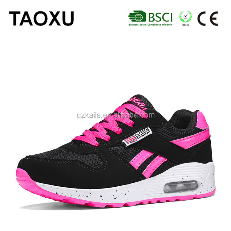 New Arrival confortable light running shoes oem footware wholesale custom sneakers