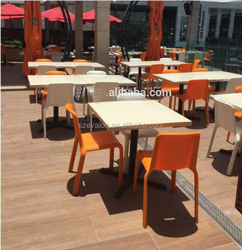Table Supplier Artificial Stone Kindergarten Table And Chair , Coffee Shop  Tables And Chairs , Restaurant