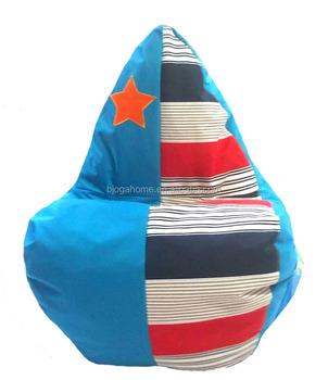 OGAHOME SS613 Comfortable Children Bean Bag Kids Lazy Sofa Chair Wholesale