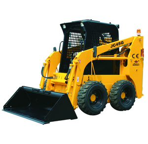 Chinese Engine 0.7t New Racoon Skid Steer Loader for Sale