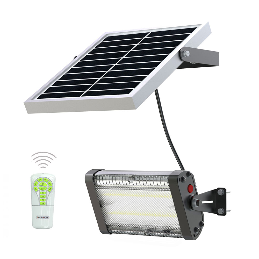 Esp Rechargeable Battery Led Light With Solar Cell Outdoor Product On