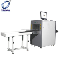 TX-5030 airport x ray baggage scanner X-ray machine for checking baggage