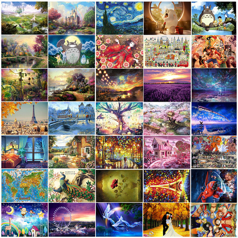 Adult Jig Saw Puzzles 97