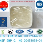 Seaweed HPMC Empty Capsules Organic Seaweed Polysaccharide Vacant Capsule Green Safe Environment-friendly ISO BRC HALAL KOSHER