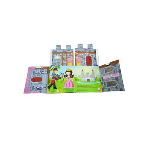 Wholesale Cheap Custom Printing Children Pop Up Book