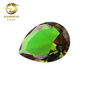 natural names green color change glass gemstone Turkey color changing diaspore
