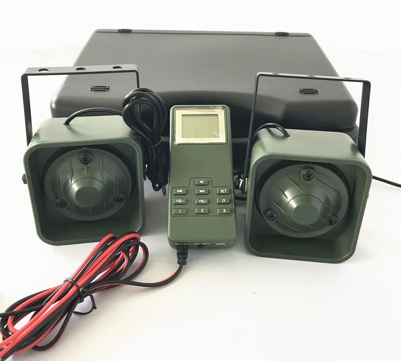 Electronic mp3 hunting bird caller Mundi sound quail caller фото
