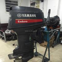Yamahas used 60hp outboard motor E60HMHD