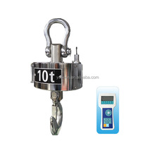 wireless 5 T crane loadcell digital hanging scale