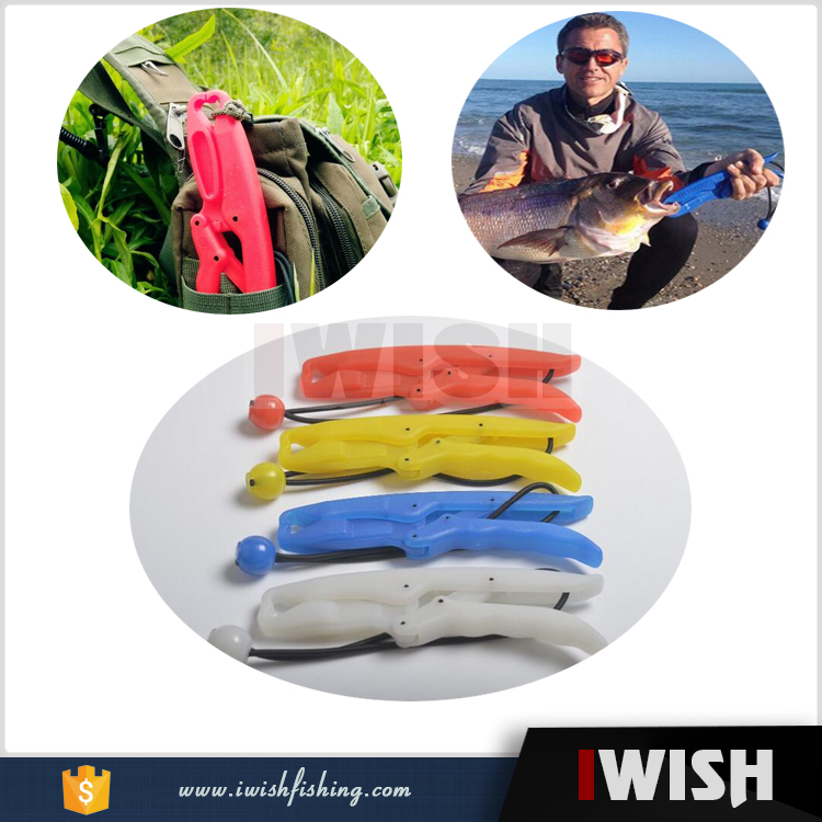 Grip The Fish Plastic Floating Fishing Tackle Tool Useful Floating Fish Grip