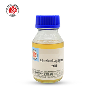 Environmental formaldehyde free textile chemicals color reserved dye fixing agent