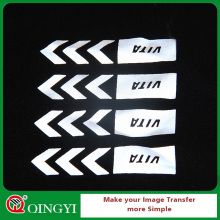 QingYi fabric heat transfer stickers with reflective effect