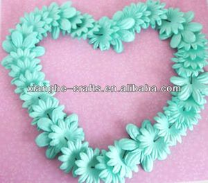 2013 fashionable paper flower petals for scrapbooking