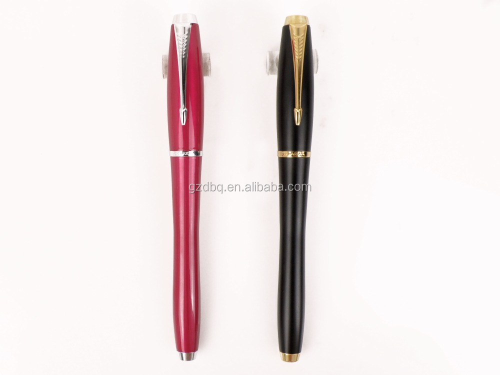 New luxury gift promotion metal ball pens with custom logo advertising personalized metal pens