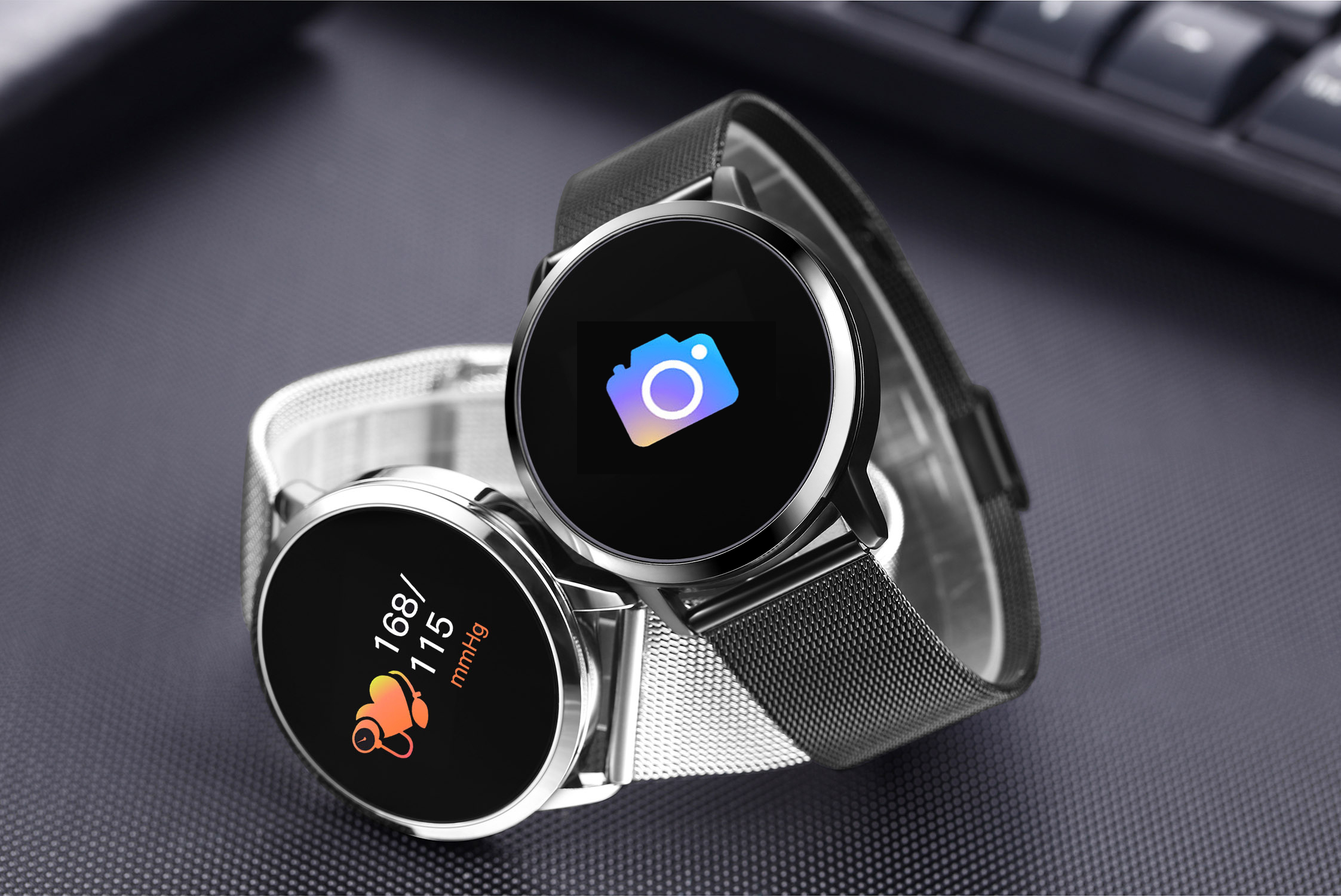 Q8 Hot On Alibaba Amazon Similar to K88h Smart Watch Fitness Tracker Wristband Blood Pressure Meter Watch Android Made in China