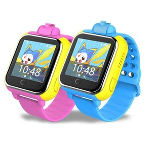 2019 new fashionable 3g kids Child android GPS Tracker Wrist Watch GPS Tracking Device for Kids-Caref Watch Supports Sim Card 3G