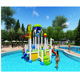 Water slide used dubai water slide T-0007 for sale