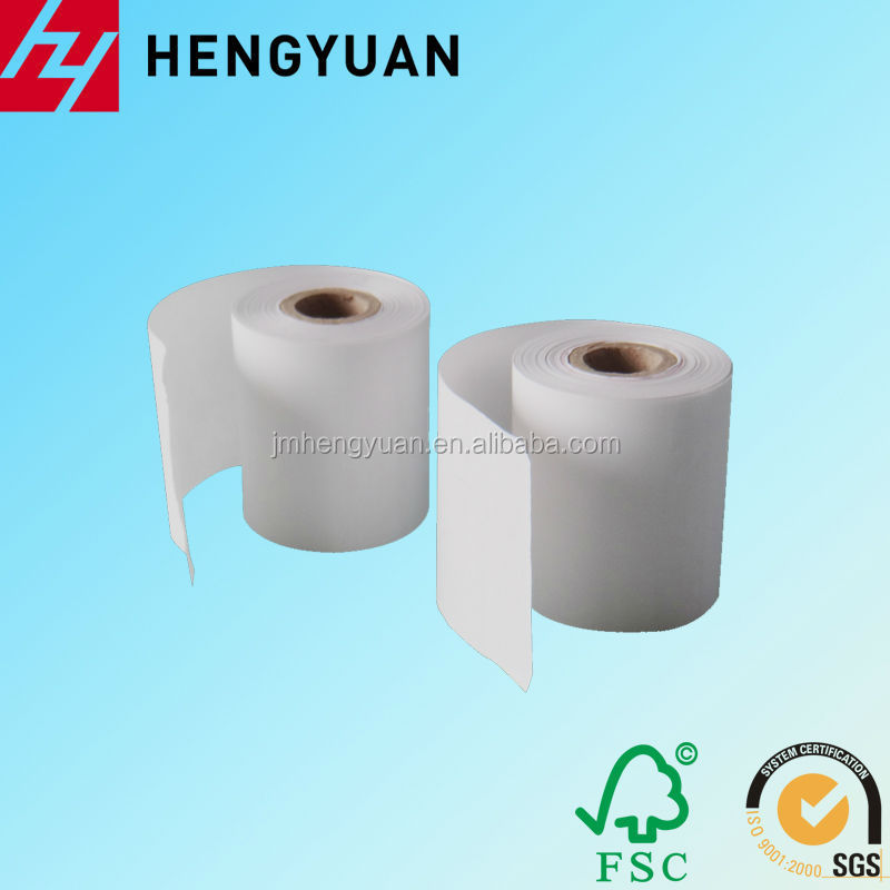 cheap 55mm thermal paper ticket rolls