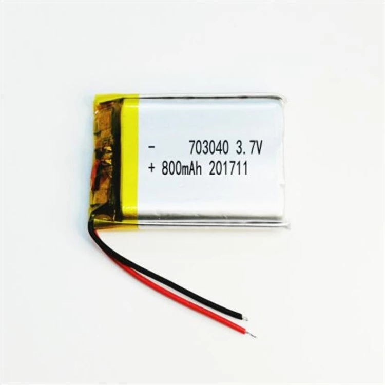 Howell 3.7v 902540 li polymer battery 800mah lipo battery 3.7v 800mah rechargeable li-ion battery