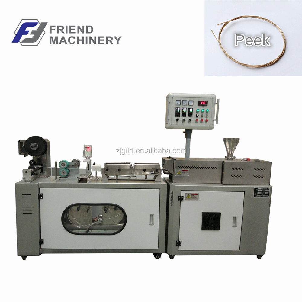 FLD25 PEEK 3D printer Filament Extruder Machine for Lab