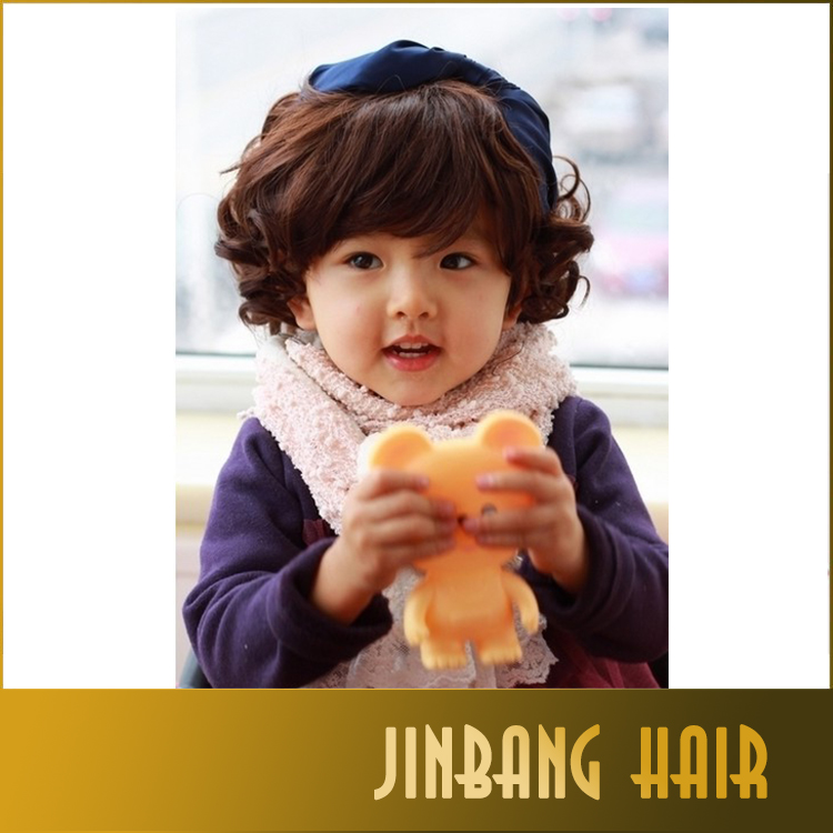 Children Hair Accessories Baby Headbands Wig Bangs Hair bands