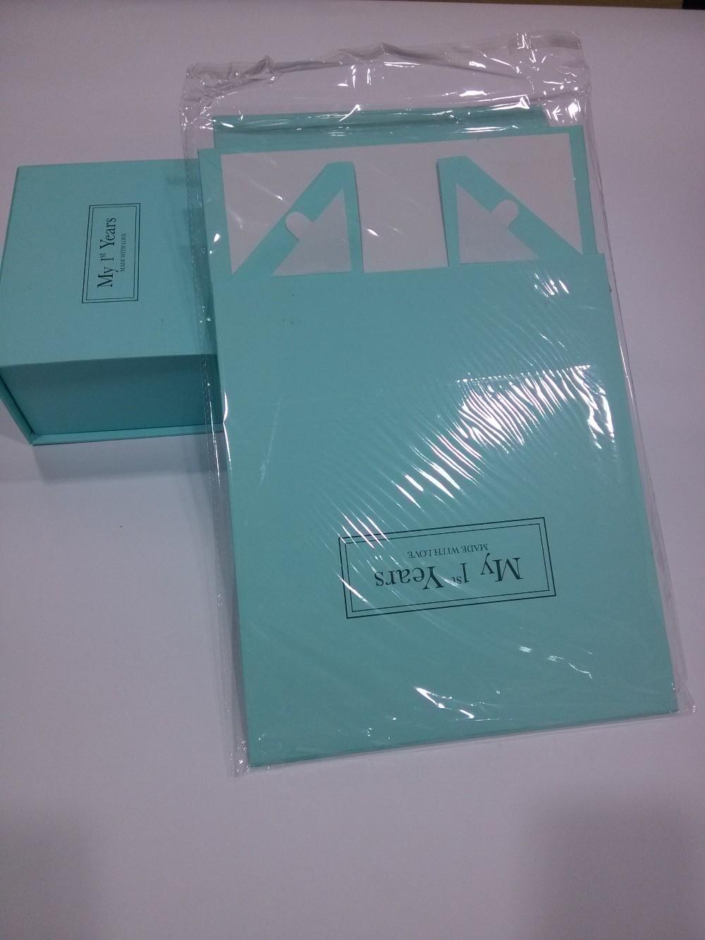 2017 New Custom Paper Gift Box Folding Handmade,Paper Gift Box ...