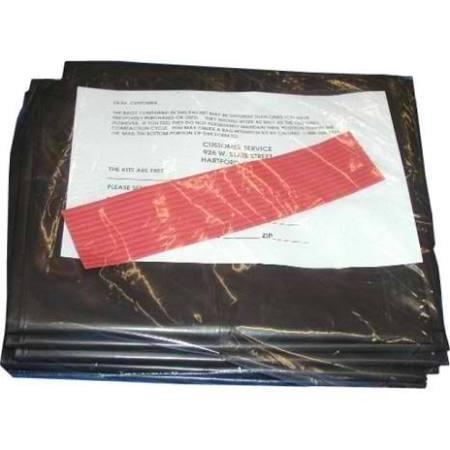Wholesale 12u0026quot; Plastic Trash Compactor Bags
