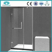 Constar hotel Frameless 8mm glass Shower Screen
