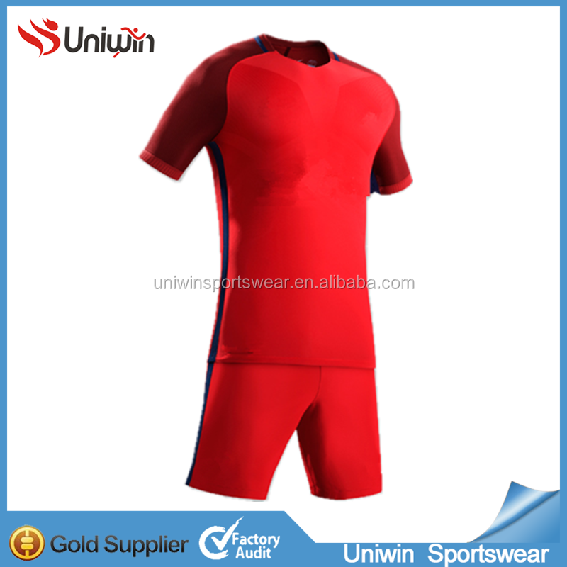 Famous newly design soccer jersey pink