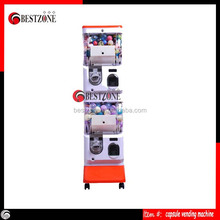 capsule vending machine coin operated toy capsules vending machine