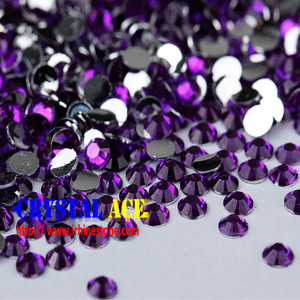 Different colors epoxy rhinestones stone resin flat stones wholesale price in China