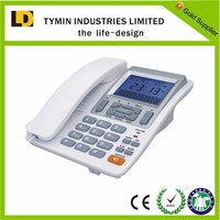 TM-PA001 landline phone models two lind corded business telephone