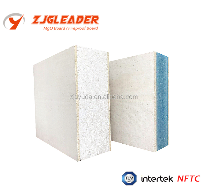 Eco Built Systems Magnesium Oxide Board Panels SIPS