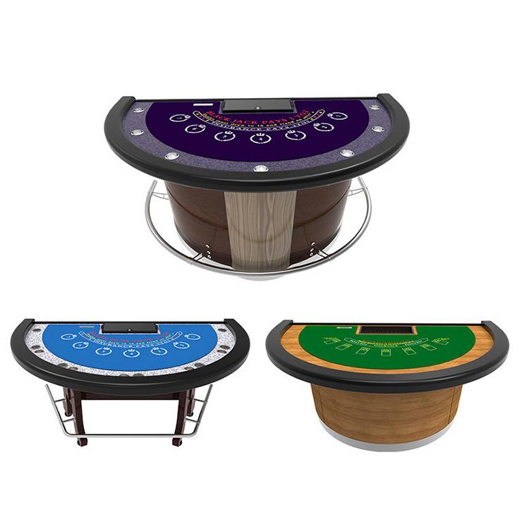 Pabrik Kasino Hitam Jack Poker Meja 7 Pemain Buy Meja Poker Black Jack Meja Judi Product On Alibaba Com