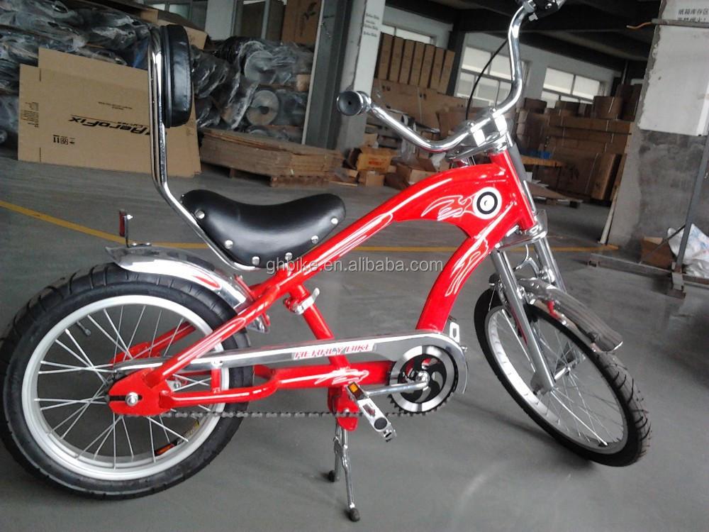 24 Inch Chopper Bike