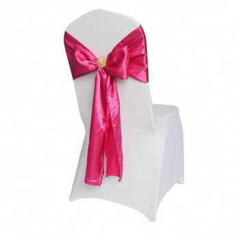 Tremendous Reusable Decorative Ribbon Bows Satin Chair Cover Sashes For Wedding Party Dining Events Buy Cheap Chair Covers Chair Sashes Sashes For Chair Lamtechconsult Wood Chair Design Ideas Lamtechconsultcom