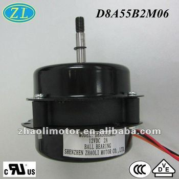 12v High Speed Dc Electric Motor For Home Electric Fans