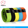 Huiers TW64 calorie sleep monitor smart bracelet step counter fitness bracelet sport silicone watch pk fitbit band