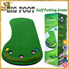 Latest design Very durable high-grade or economy family entertainment big foot golf putting green
