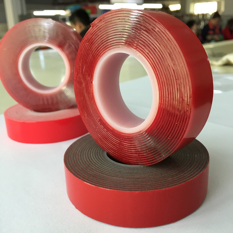 3mm Thick Double Coated Acrylic Foam VHB Tape production