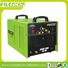 DC Inverter TIG AC/DC welding machine WSE WELDING MACHINE