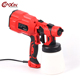 Handheld electric airless paint sprayer spray gun paint hvlp