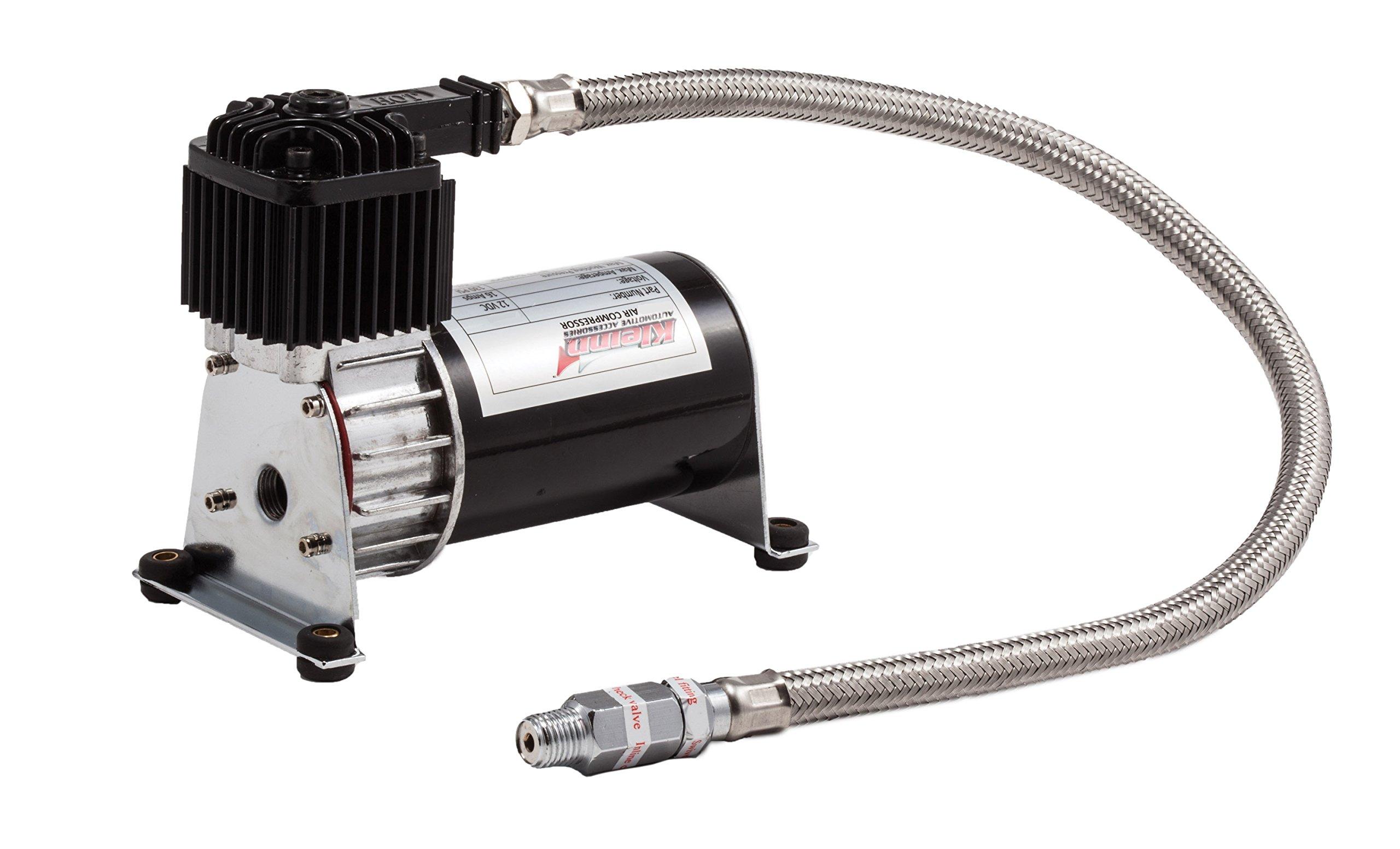 Kleinn Air Horns 6260RC 120 PSI Sealed Air Compressor