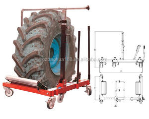 Wheel Dolly Series /Truck Wheel Dolly/hydraulic wheel dolly